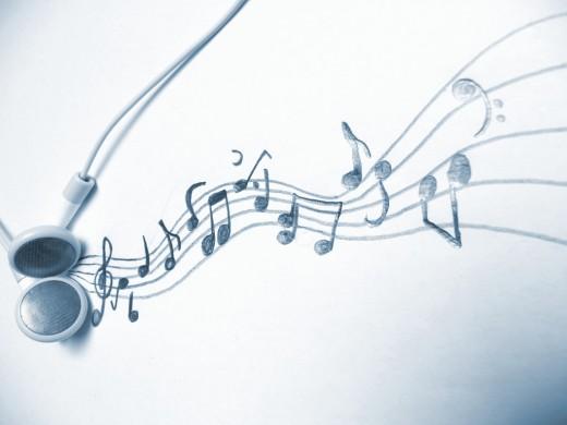 Music can help a long run seem very short!