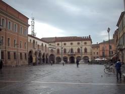 Ravenna, Italy and Theodoric the Great