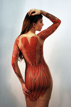 Tattoo Dress