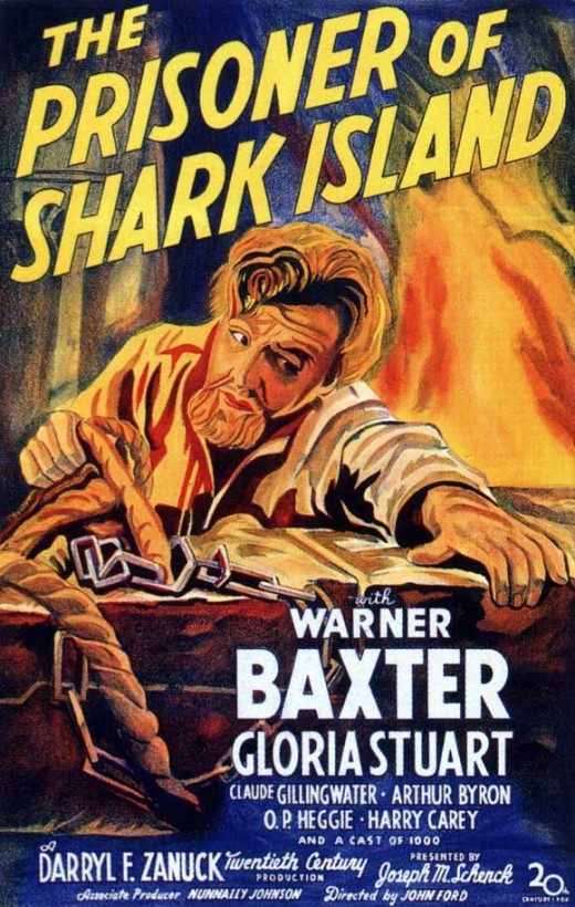 Prisoner of Shark Island (1936)