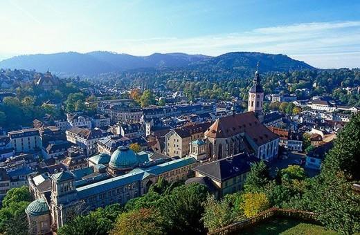 baden baden germany tourist information