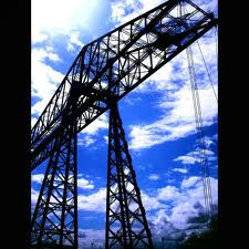 Another angle on the Transporter Bridge