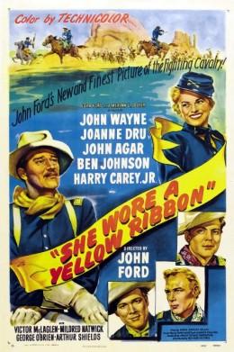 She Wore a Yellow Ribbon (1949)