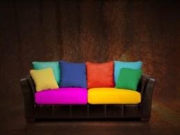 A Very Sassy Sofa