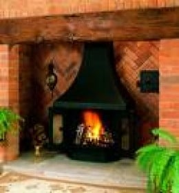 Fireplace maintenance is best done by a professional
