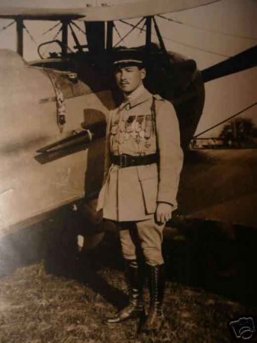 Rene Fonck- World War I Flying Ace
