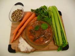 California Veggie Powerhouse Soup