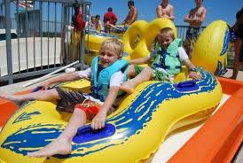 Casyaway cove water park in Wichita Falls, Texas