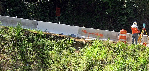 Road work in Carolina or Trujillo Alto?