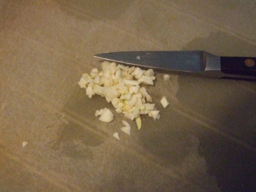 I wonder if garlic can be a perfume?