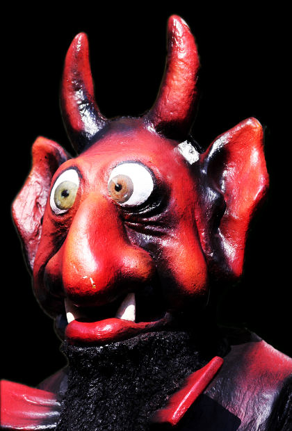 Toy demon real ones are terrifying!