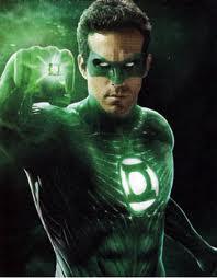 Green Lantern Starring Ryan Reynolds as Hal Jordan. Warner/DC copyrights.