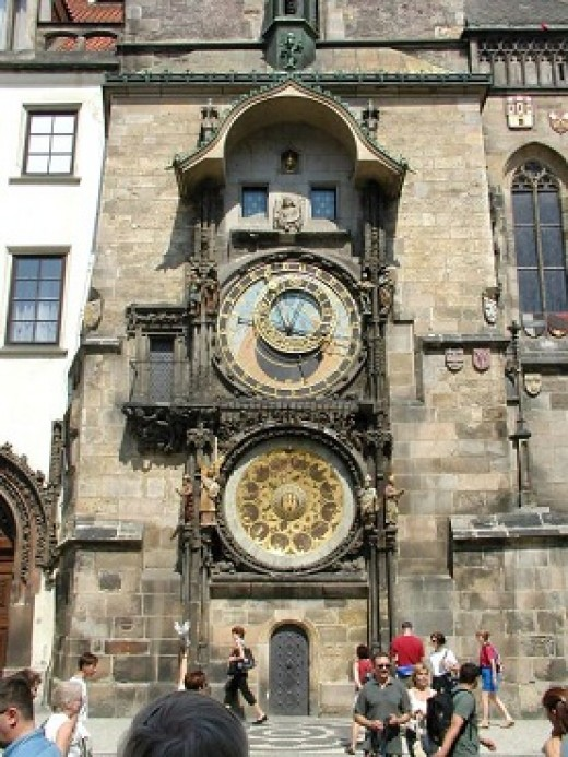 astronomical clock - Staromestska Radnice