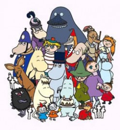 Moomins, Who Are They? – Characters In Moominvalley