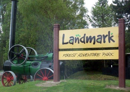 Landmark Adventure Centre has been a favourite place for a day out with the family for many years.