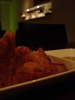 Deep Fried Shrimp Toast