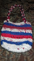 How To Make A Purse From Plastic Shopping Bags