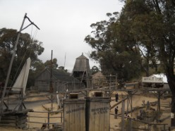 Day 3 Near Melbourne, Australia: Striking Gold at Sovereign Hill