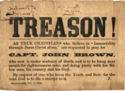 Abolitionist in Kansas: John Brown -- Terrorist, Martyr or Both?