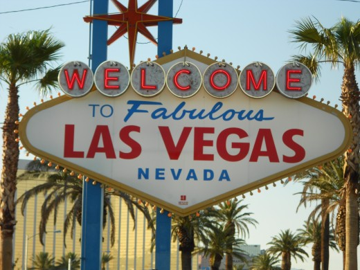 World Famous Vegas Sign