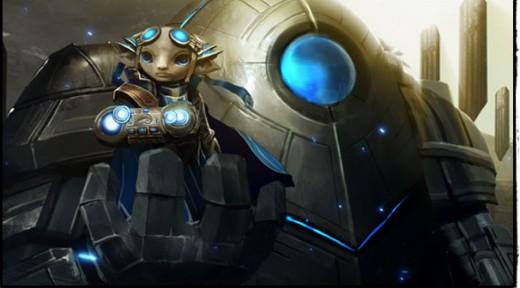 Guild Wars 2 - Asura