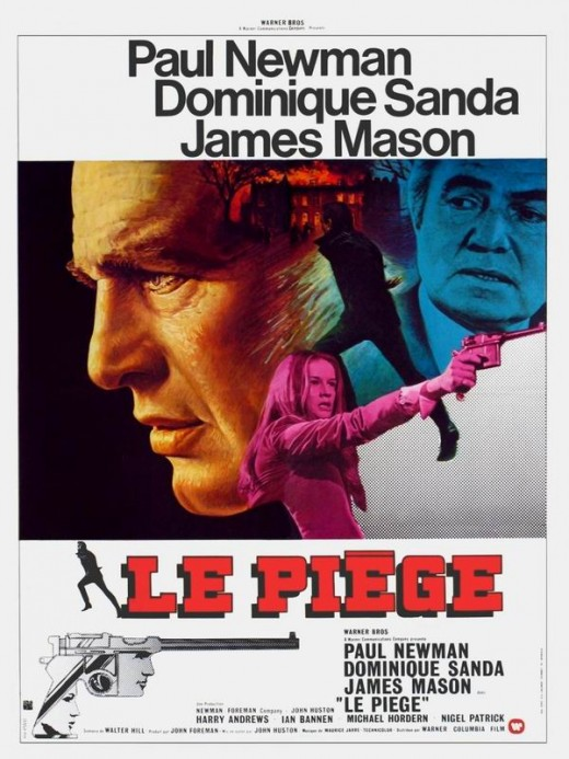 The Mackintosh Man (1973) French poster