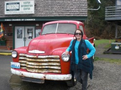 Travel to Forks, Washington