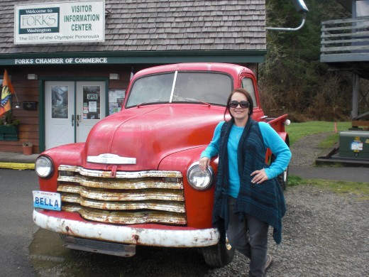 Forks, Washington makes Twilight real