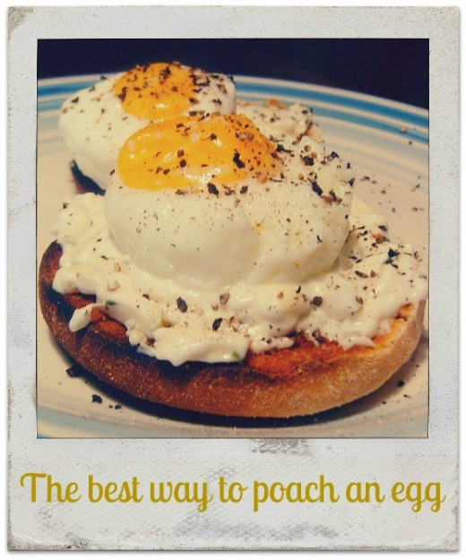 Best  Way To Poach An Egg