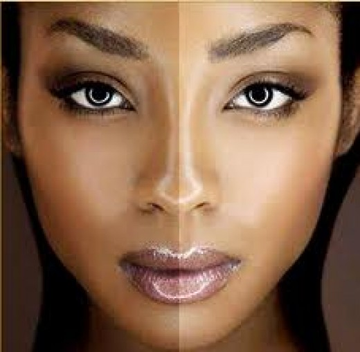 Skin Make natural up Tips Tones brands for black Darker Makeup skin   Natural  makeup