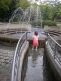 Visiting Central Park in the Summer: Playground Tour