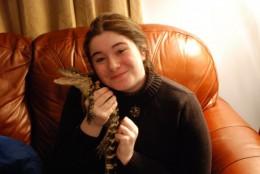 Frodo and the Alligator Whisperer