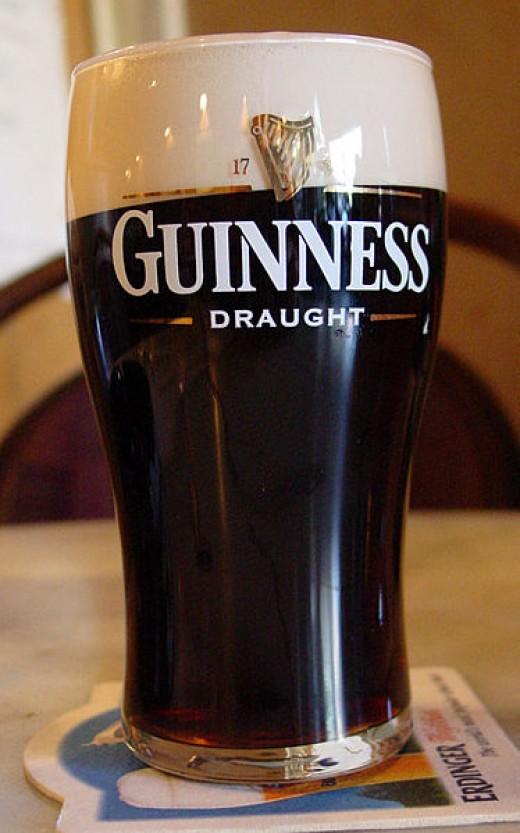 Pionta Guinness