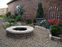 From Fountain to Fire Pit in no Time