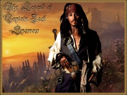 Pirate Lover of Mine