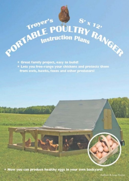 Free Range Coop Plan book