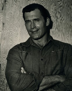 """CLINT WALKER """"Posey,"""" on the """"Dirty Dozen"""" and as """"Cheyenne Body"""" on television westerns."""