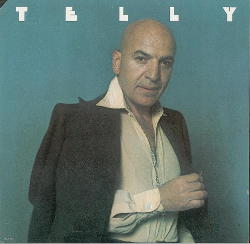 "TELLY SAVALAS who played with Lee Marvin in the ""Dirty Dozen"" and went on to fame as ""Kojak,"" in the 80s."