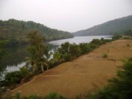 Aghanashini river valley