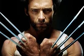Hugh Jackman as Wolverine. Fox Studios.