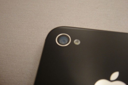 iPhone 4S and its fantastic 8-megapixel camera