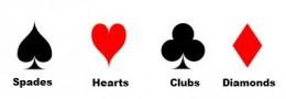 Poker highest card suit