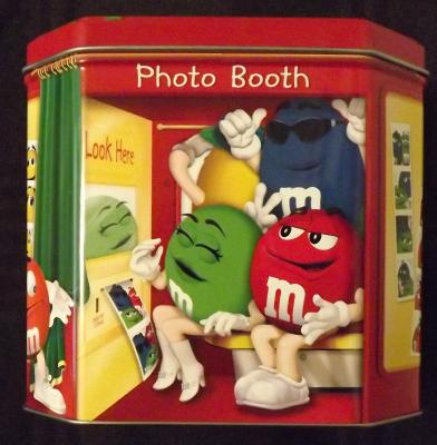 2004 M&M's Tin Canister