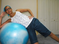 10 Minute Morning Workout - Exercise Ball