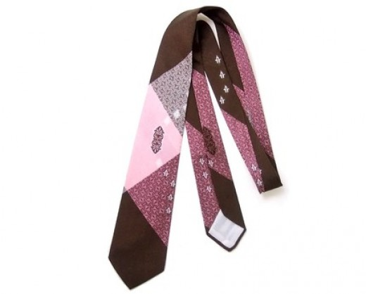 classic 1950's tie