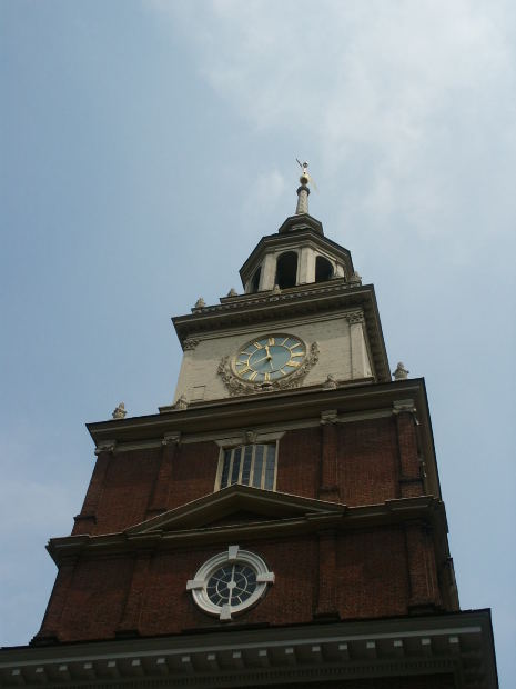 Philly, also home of the church, where a young man was wrongly beaten to death on the steps of.