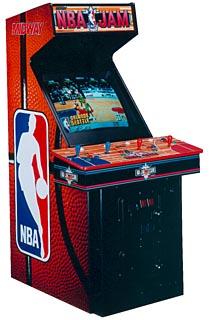 NBA Jam Arcade