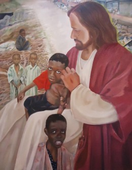 """""""If you've done it unto these my children, then you've done it unto Me."""""""