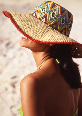 The best sunblock is covering up, but finding a safe sunscreen is necessary for when you can't stay out of the sun.