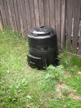 new composter